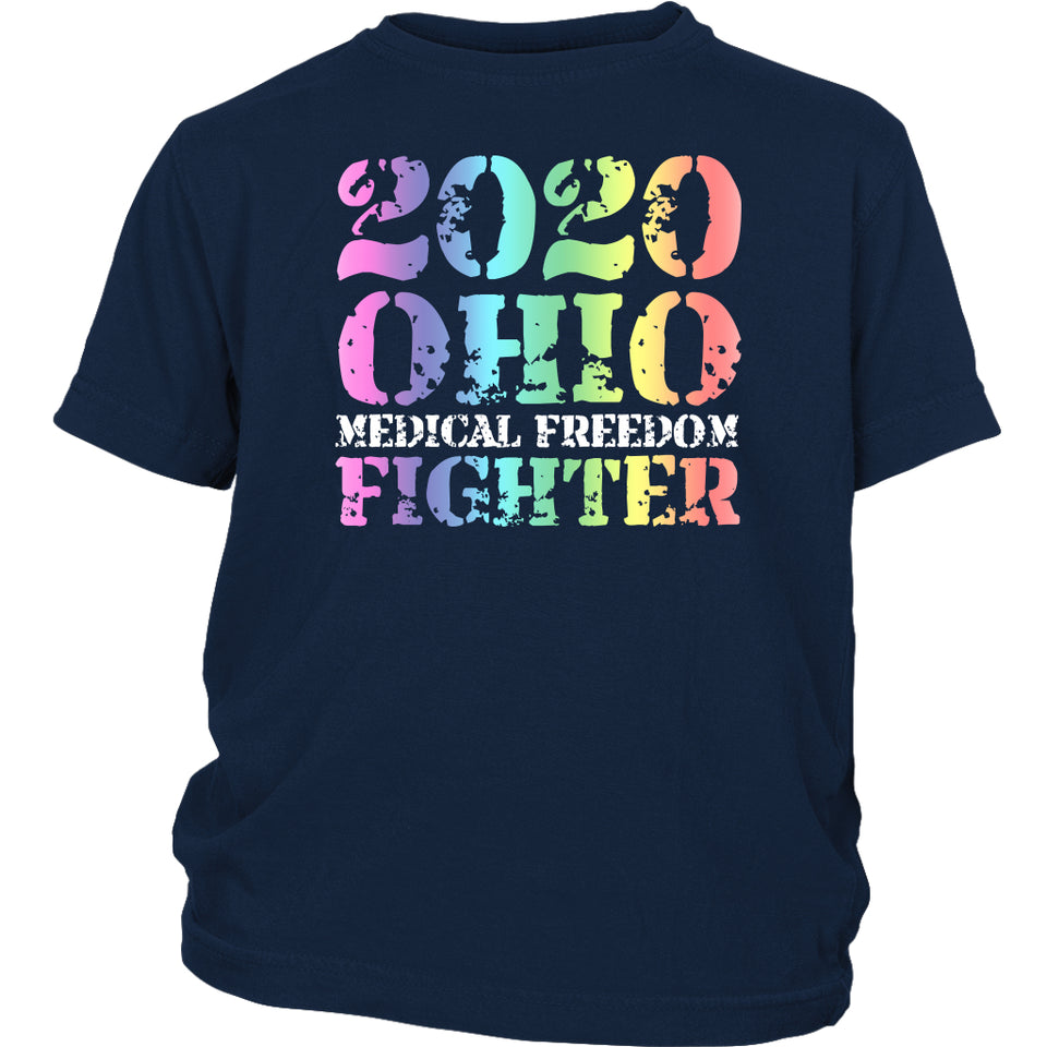 2020 Ohio Medical Freedom Fighter - Youth Tee