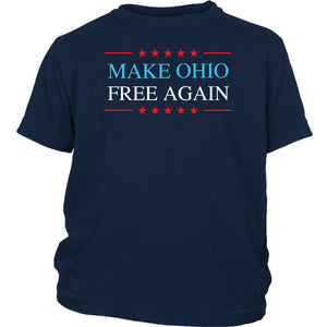 Make Ohio Free Again - Youth Tee