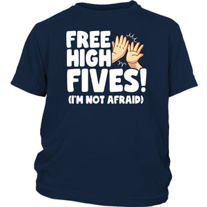 Free High Fives - Youth Tee