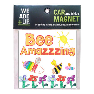 Bee Amazzzing Magnet
