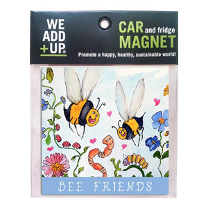 Bee Friends Magnet