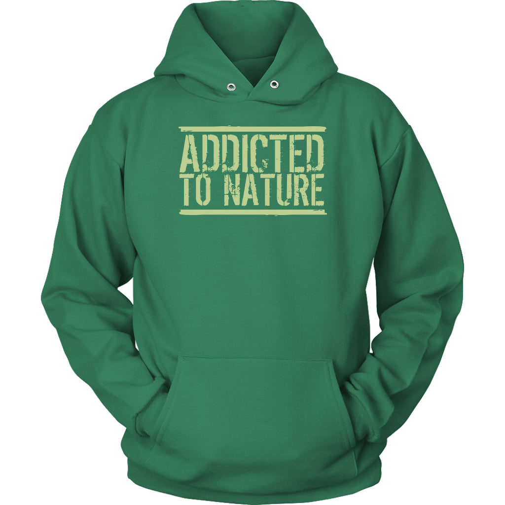 Addicted to Nature - Hoodie