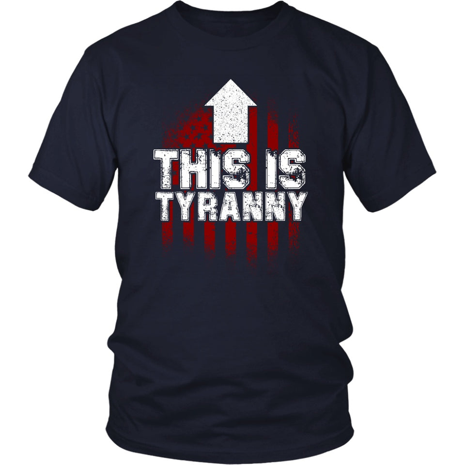 This is Tyranny (arrow) - Unisex Tee