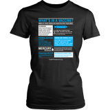 HFLA - What's in a Vaccine - Women's Tee