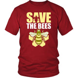 Save the Bees (Honeycomb) - Unisex Tee