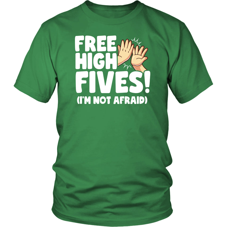 Free High Fives - Unisex Tee
