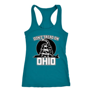 Don't Tread on Ohio - Tank Top