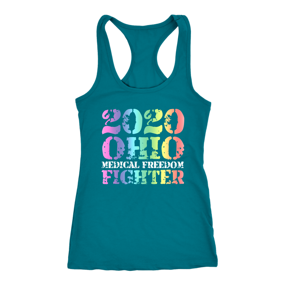 2020 Ohio Medical Freedom Fighter - Tank Top