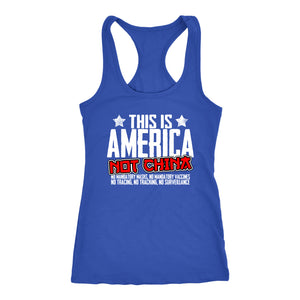 This is America Not China - Tank Top