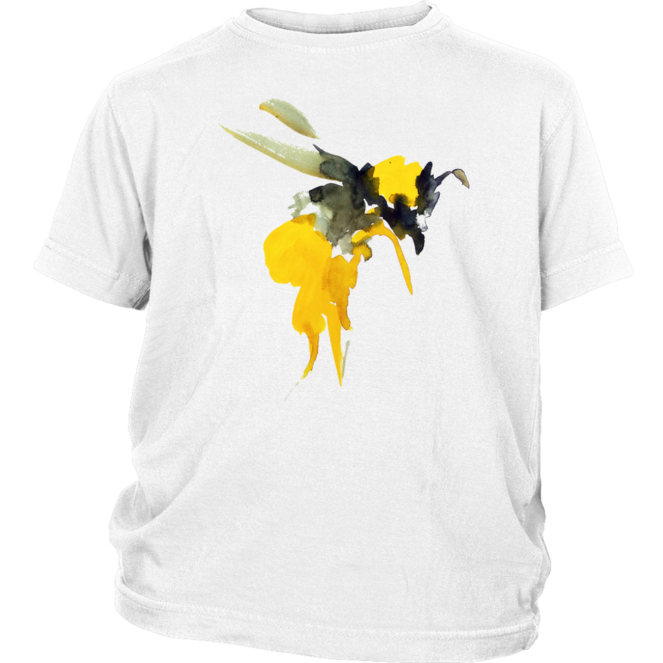 Painted Bee - Youth Tee