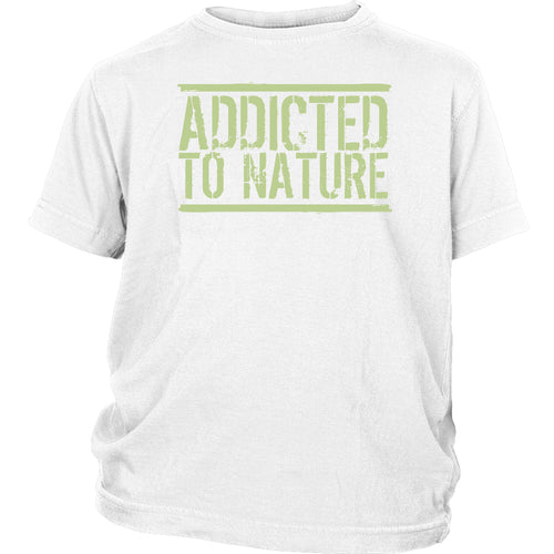 Addicted to Nature - Youth Tee