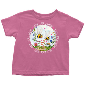 Bee Friends - Toddler Tee