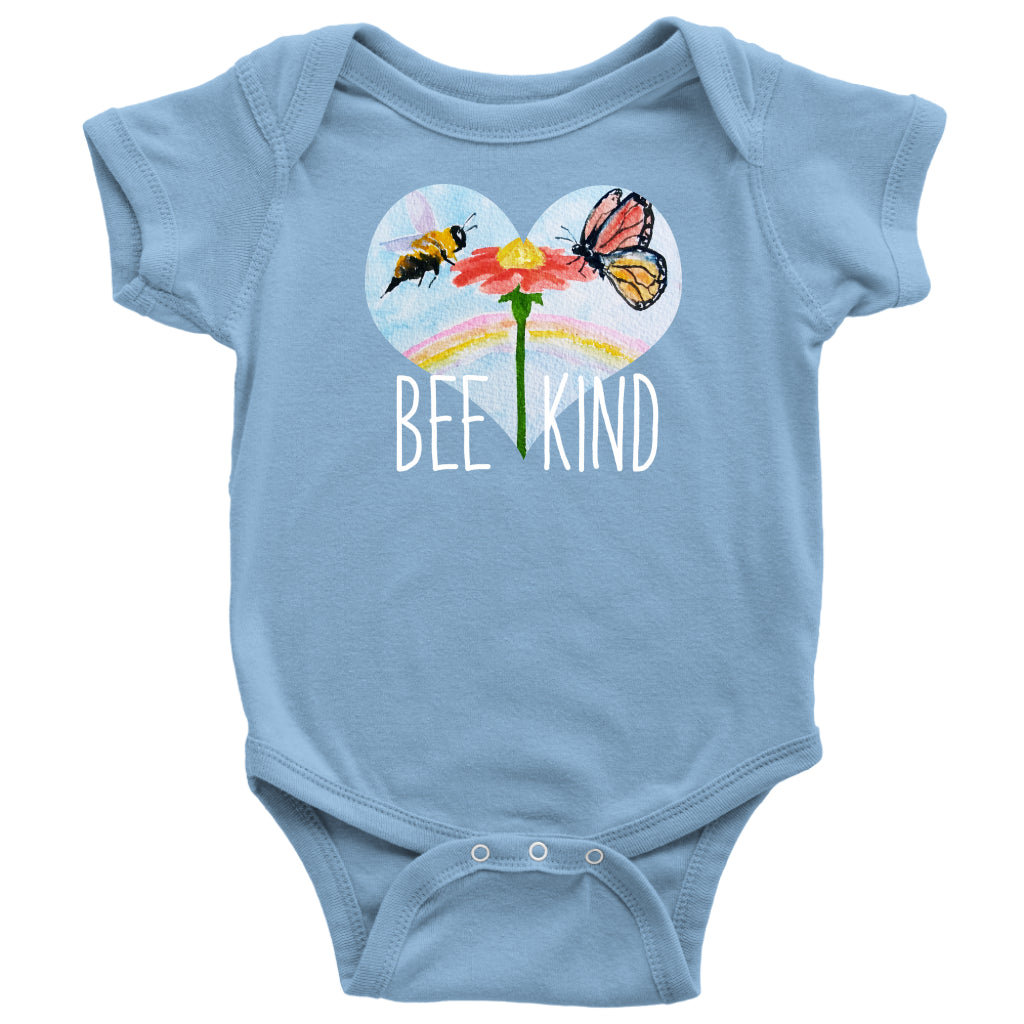 Bee Kind - Baby Onesie