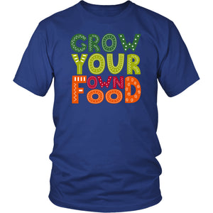 Grow Your Own Food - Unisex Tee