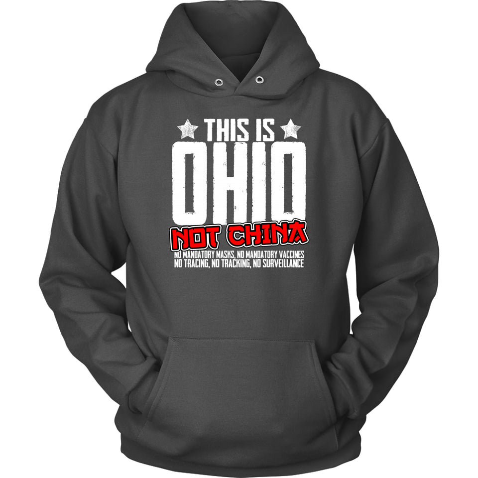 This is Ohio Not China - Hoodie