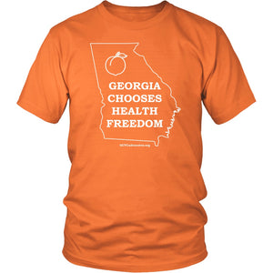 GCVC - Georgia Chooses Health Freedom - Unisex Tee