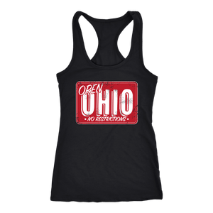 Open Ohio (No Restrictions) - Tank Top