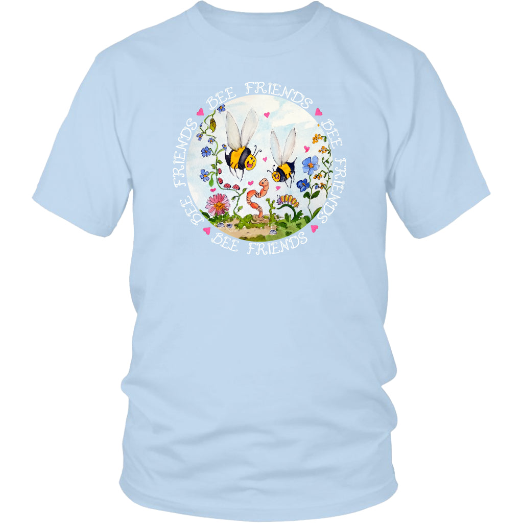 Bee Friends - Unisex Tee