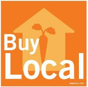 Magnet - Buy Local Magnet