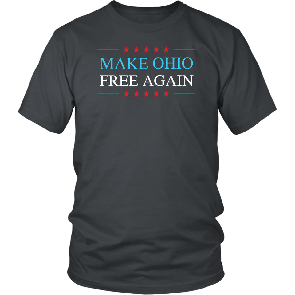 Make Ohio Free Again - Unisex Tee