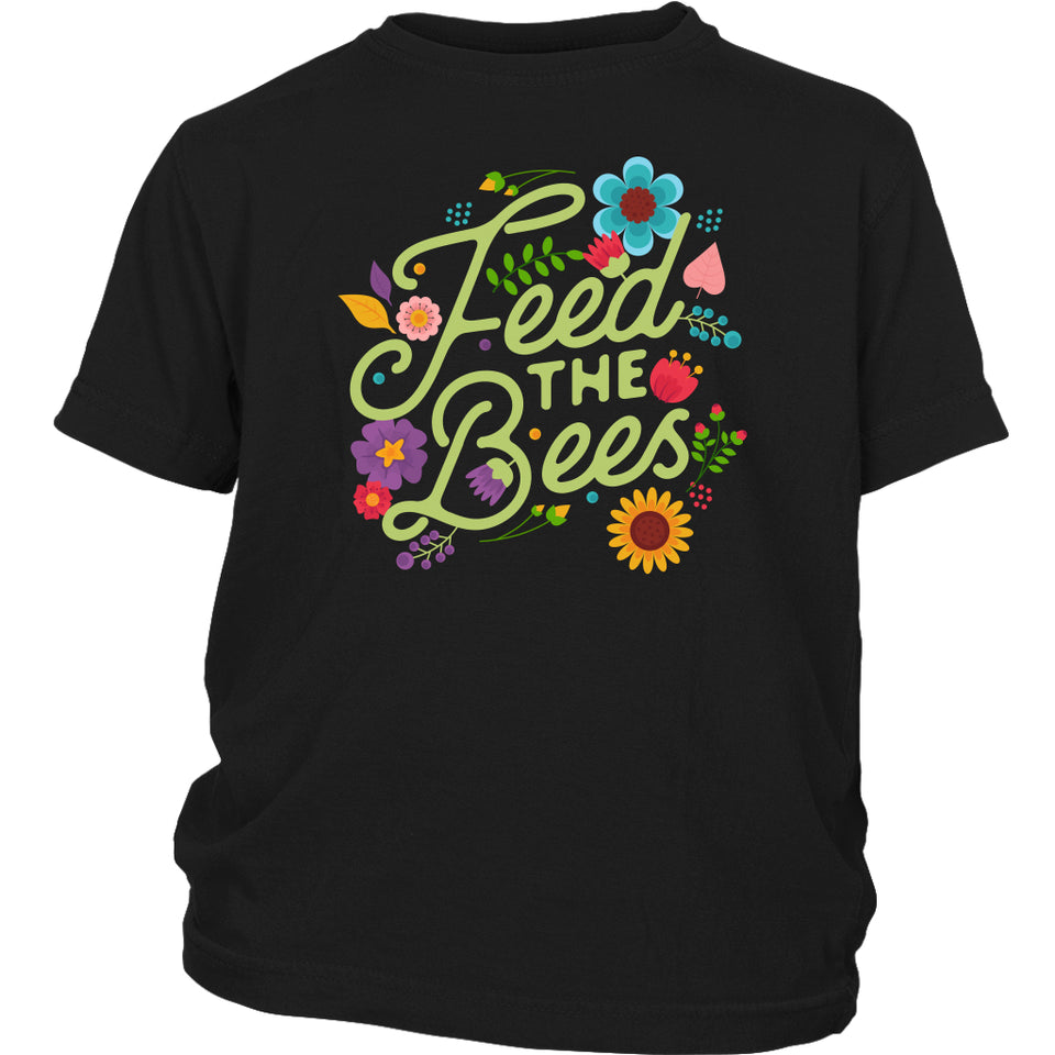 Feed the Bees - Youth Tee