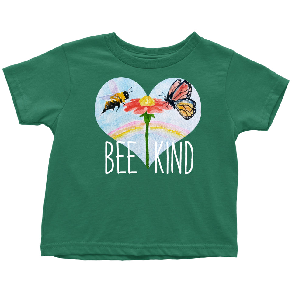 Bee Kind - Toddler Tee