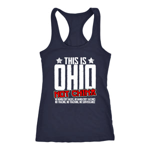 This is Ohio Not China - Tank Top