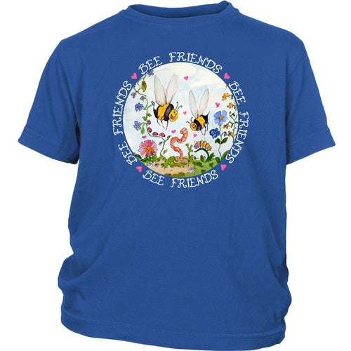 Bee Friends - Youth Tee