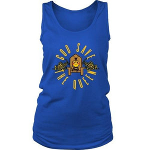 T-shirt - God Save The Queen: Save The Bees - Women's Tank