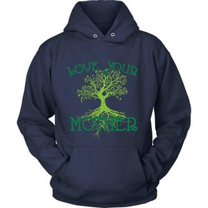 T-shirt - Love Your Mother - Hoodie