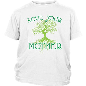T-shirt - Love Your Mother - Kid's Tee