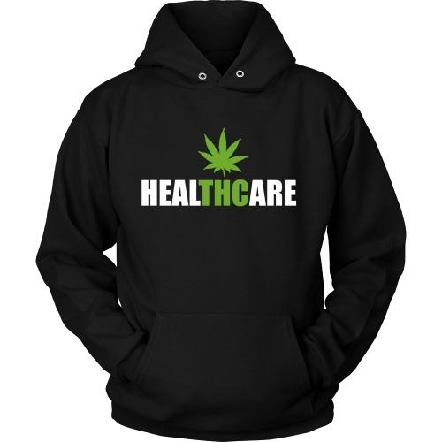 T-shirt - THC Healthcare - Hoodie