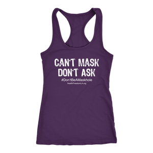 HFLA - Can't Mask Don't Ask - Tank Top