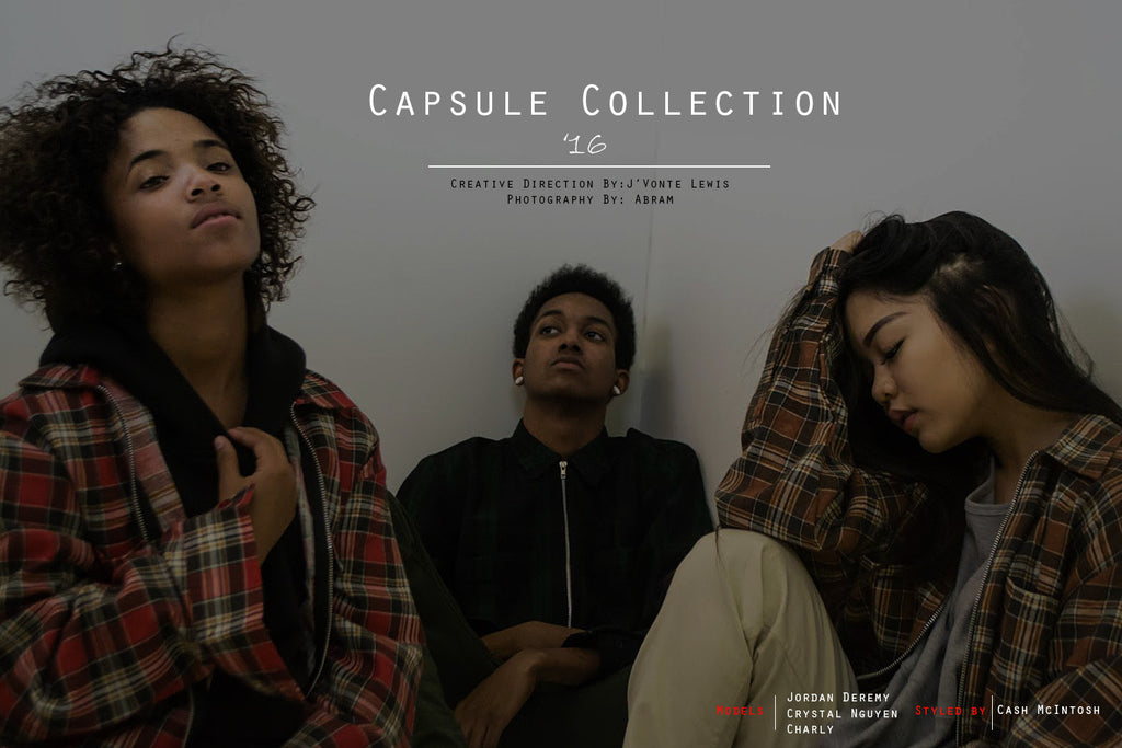 Capsule Collection '16 Lookbook