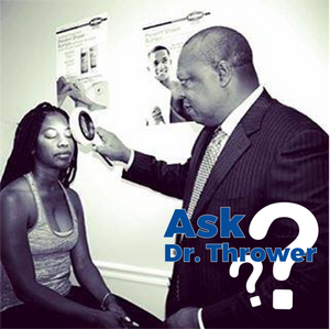 Ask Dr. Thrower: Treating Darks Areas on the Face