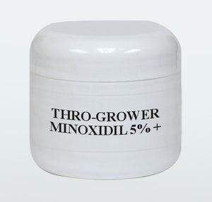Regrowing Your Hair with Thro-Grower Minoxidil 5%