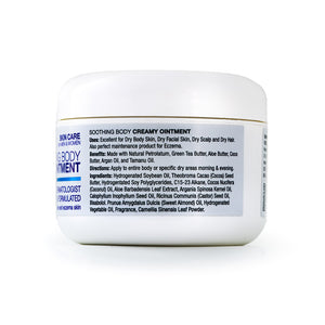 Soothing Body Creamy Ointment 8 oz
