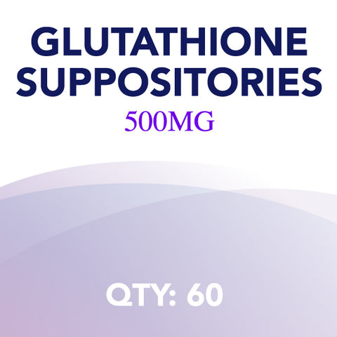 Glutathione Skin Lightening Suppositories