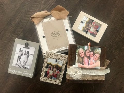 happy photo frames