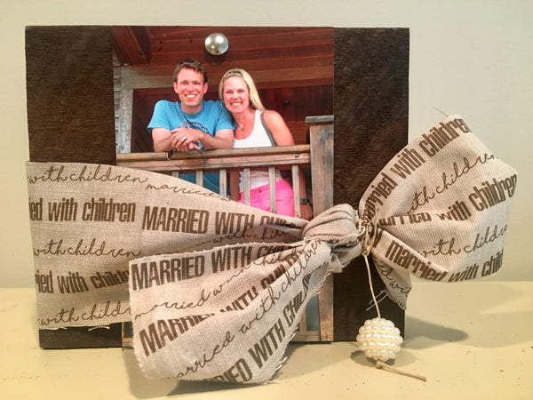Picture Frame-'Married with Children'