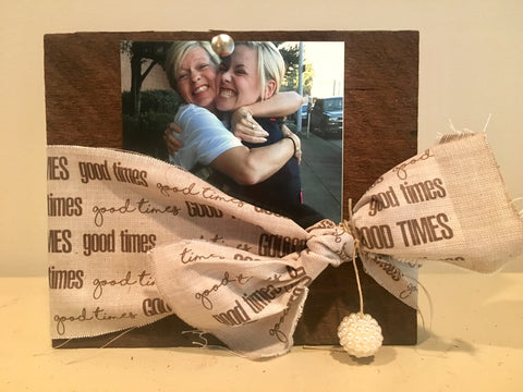 Picture Frame-'Good Times'