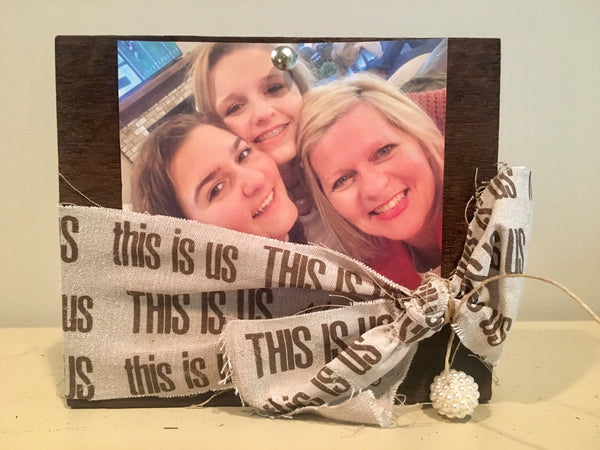 Picture Frame-'This is Us'