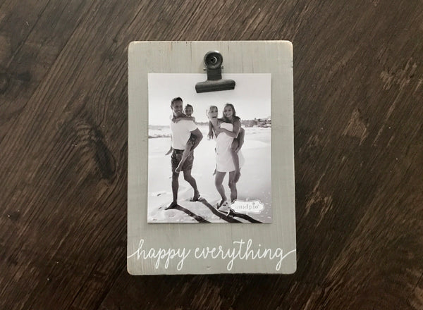 Frame: Happy Everything
