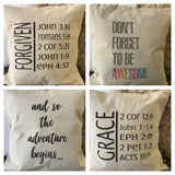 16 x 16 Pillows