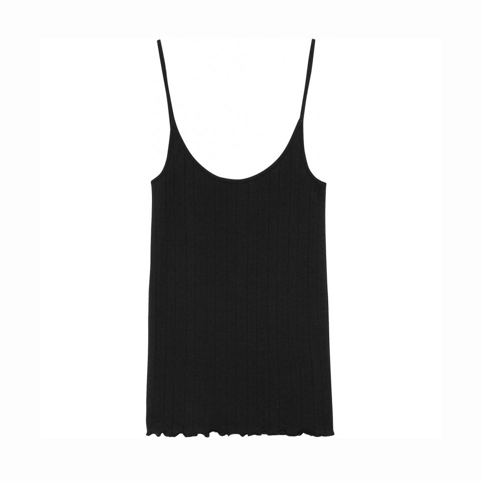 Edie Cami Top Black