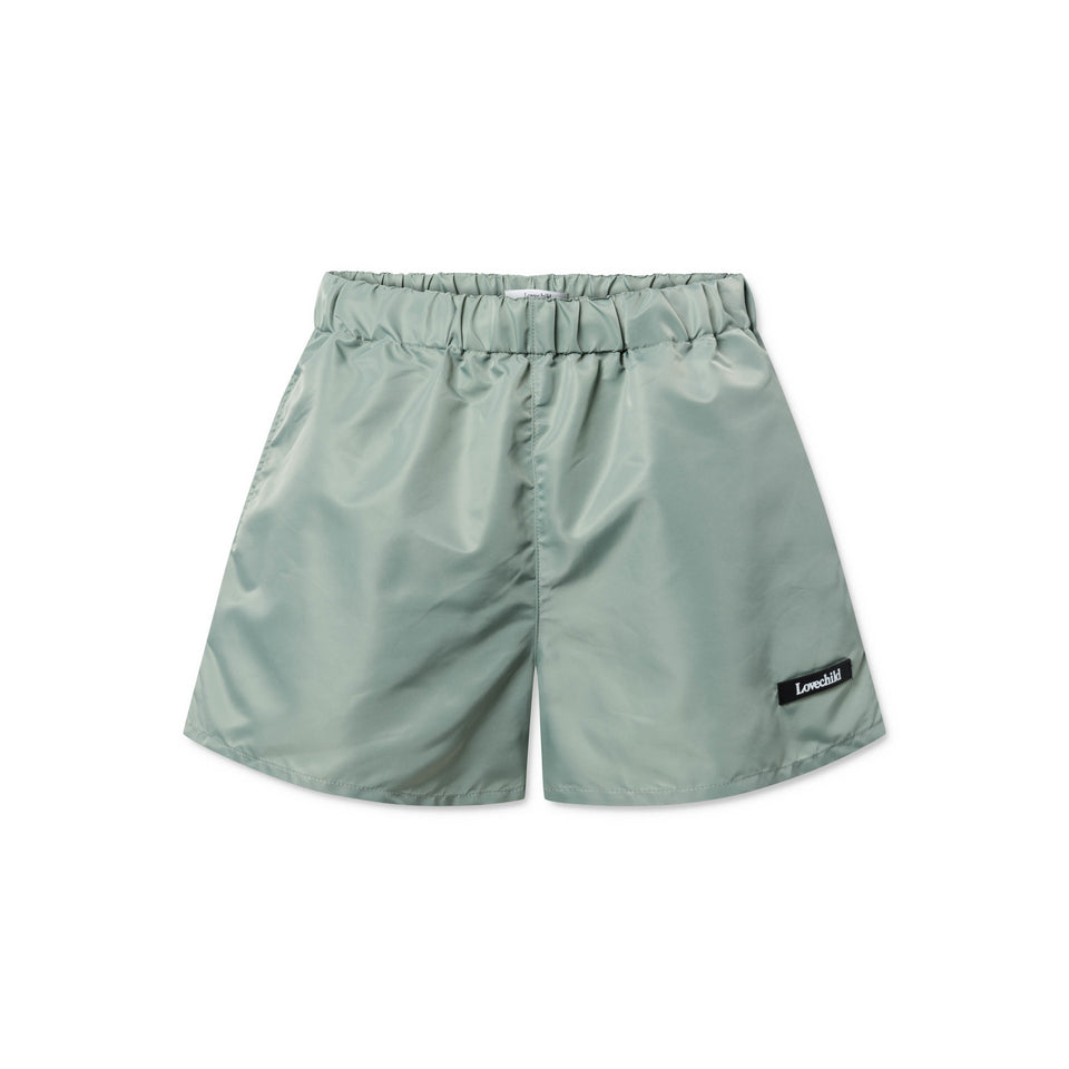 Alessio Shorts Slate Grey
