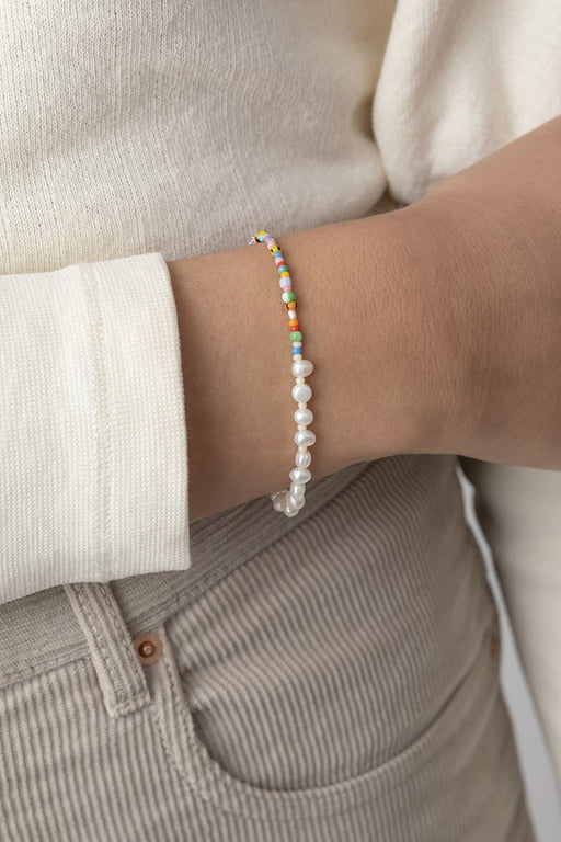 Pearly Alaia Armbånd