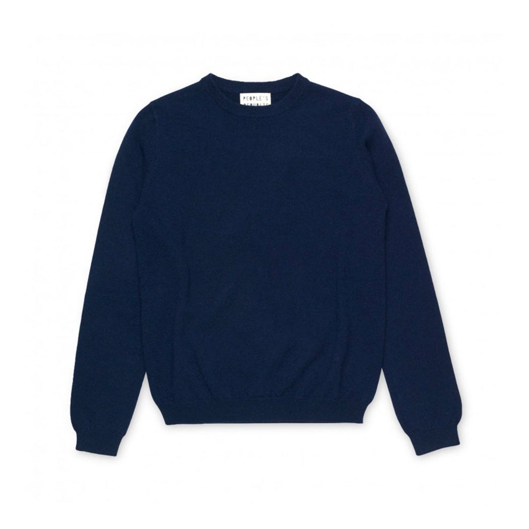 Womens Roundneck Navy Blue
