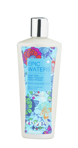Epic Waters Moisturizing Body Lotion