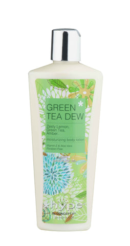 Green Tea Dew Moisturizing Body Lotion